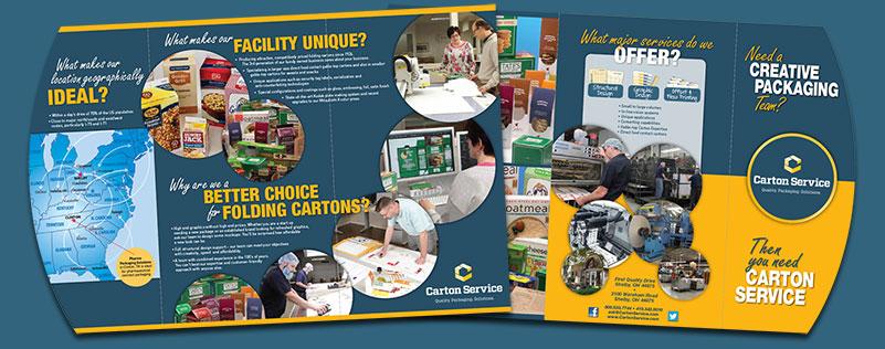 Carton Service Brochure