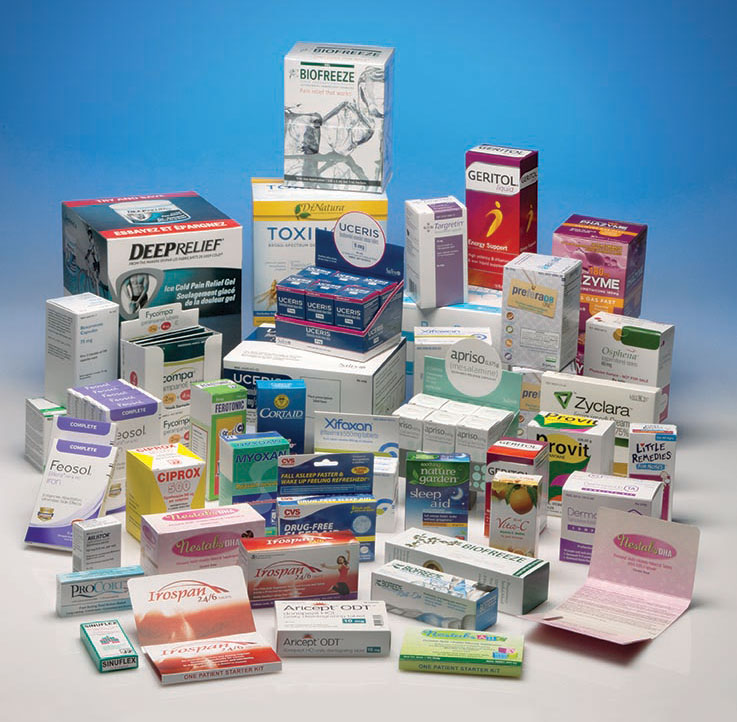 Pharmaceutical-Packaging