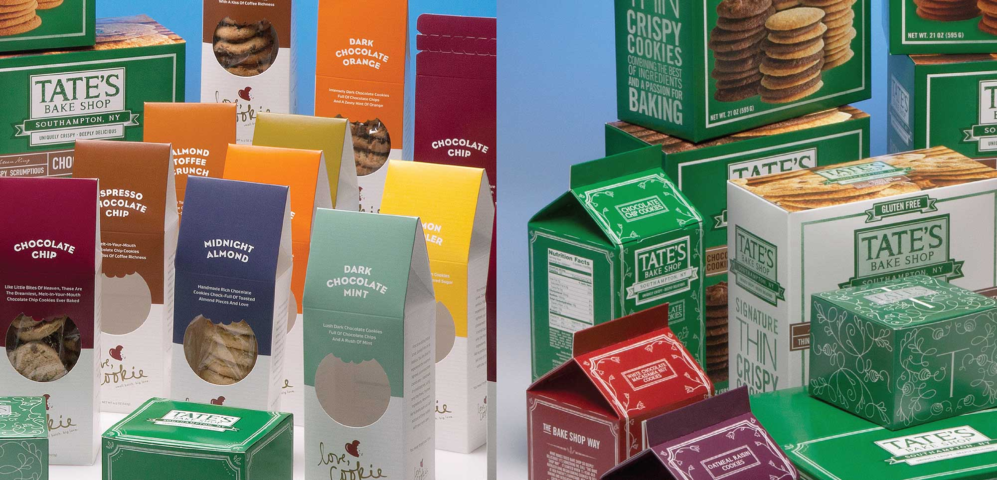Direct Contact Food Cartons