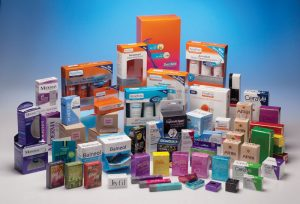 Health and Beauty Packaging