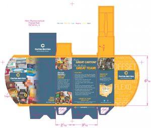 CSI Candy Carton Award - Carton Service, Inc