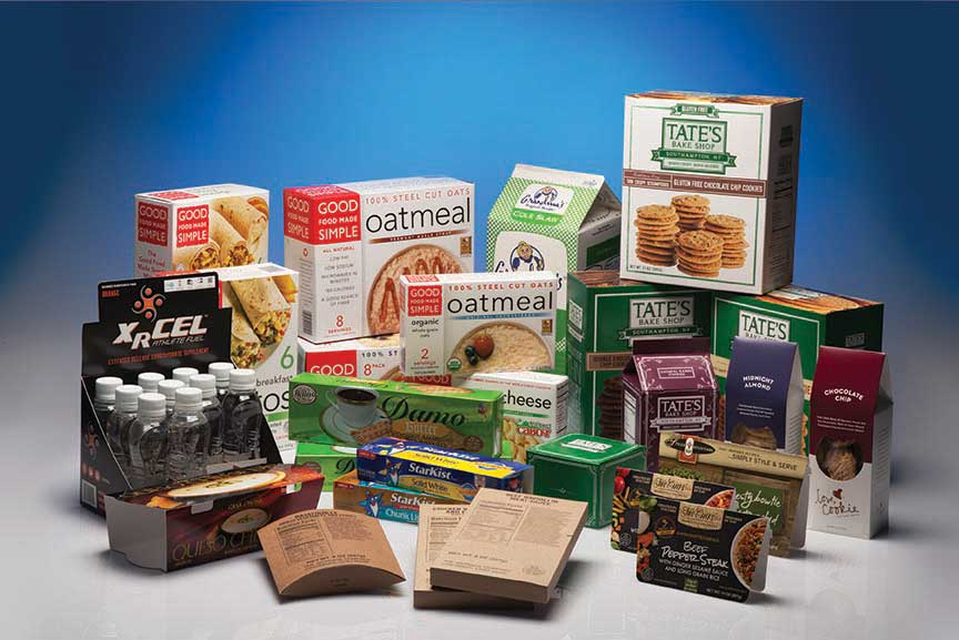 Chipboard Packaging Boxes
