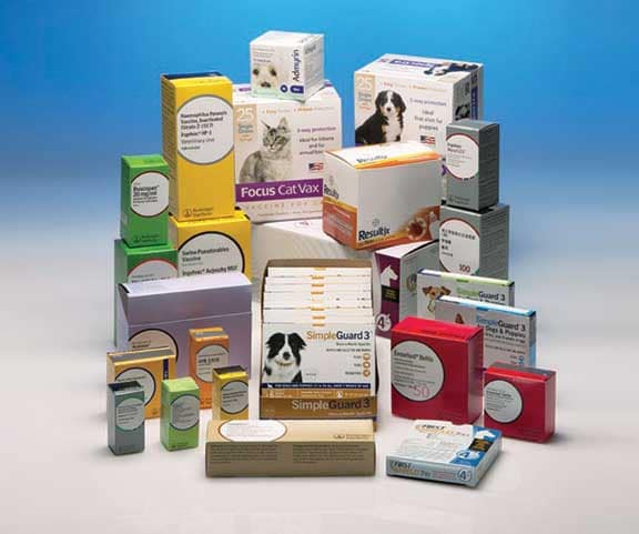 Animal Friendly Blister Packaging