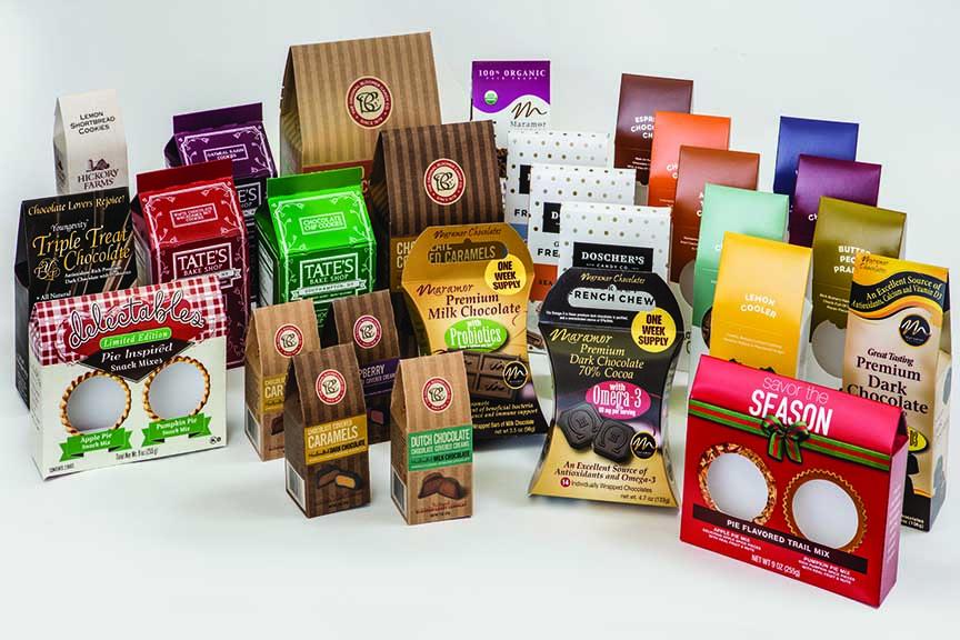 Custom Printed Food Packaging Boxes